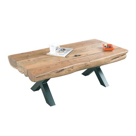 Coffee table natural - X - 118X60