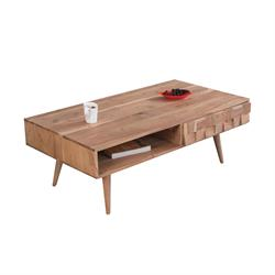 Coffee table Acacia natural 117X60