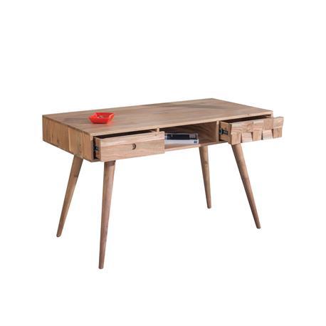 Console / Desk Table Acacia Natural