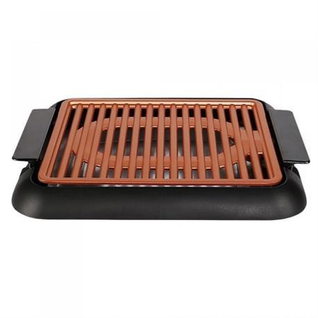 Smokeless grill 1000W