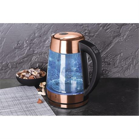 Kettle with Temperature Rose Gold