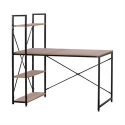 Desk 4-Shelves 120x64
