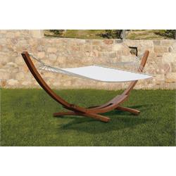 Hammock with fabric 410X119 cm