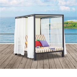Lounge Day Bed Alu