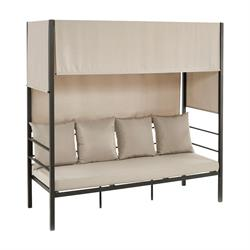 Lounge Day Bed Steel