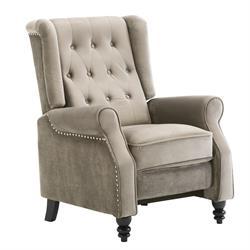 Relax Πολυθρόνα Antique Εκρού