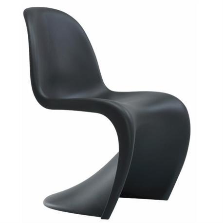 Καρέκλα μαύρη ΡΡ