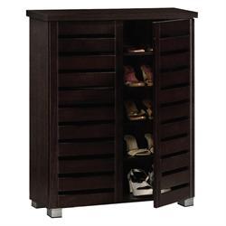 Shoecase wenge 77X34X98cm