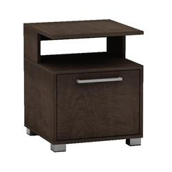 Bedside table wenge