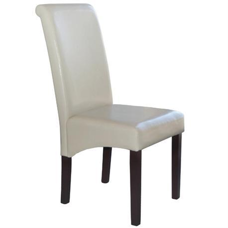 Καρέκλα ivory PU