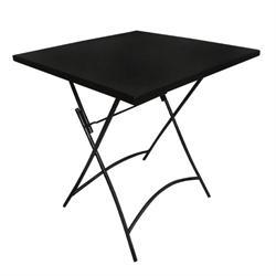 Τραπέζι πτυσ/νο μαύρο